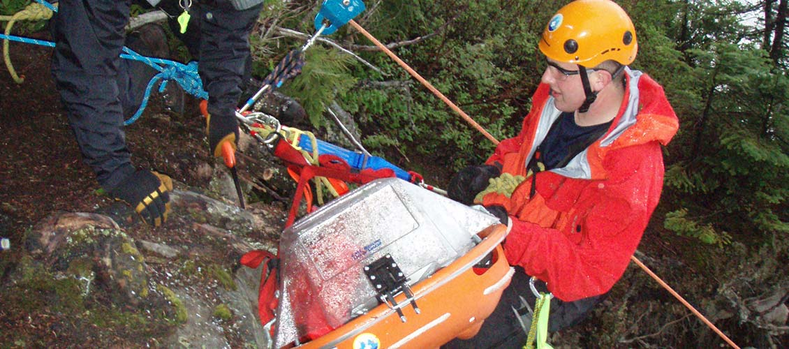 Vertical Rope Rescue Training Newcastle Rescue And